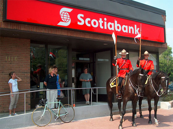 Canadian Banks Set to Weather the Storm