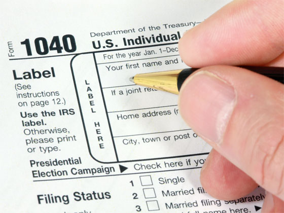 Complete Your Tax Return with an Accountant