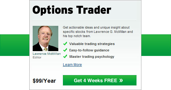 Get 4 Weeks Free With the Best Options Trader Newsletter
