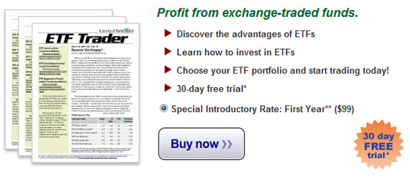 Click for an ETF Trader Discount Offer and Deal
